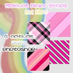 Pinky Patterns for Photoshop (Motivos) by Ulquiorra-Himura