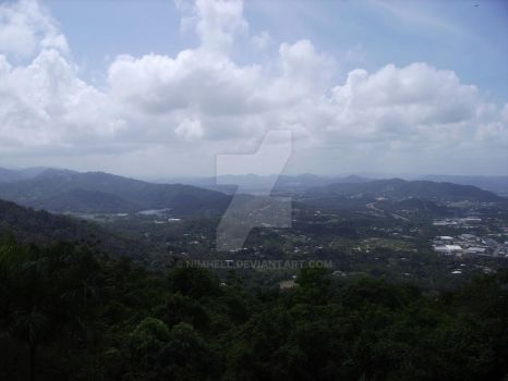 Valle de Caguas by Nimhell