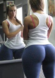 All those workouts are paying off by yobuddie
