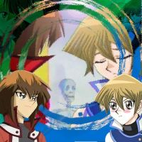 Judai and Asuka by crazyfangirl101