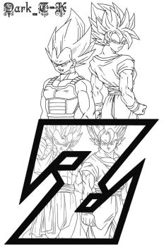 Fusion Heroes Tribute by shinigamisgem