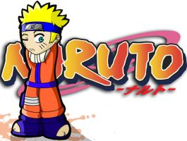 chibi naruto by 13ride89