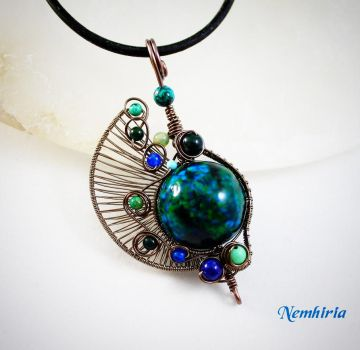 Tears of Atlantis by Nemhiria
