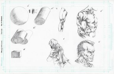 How To Render Comic Books Like A Pro by JimmyReyes