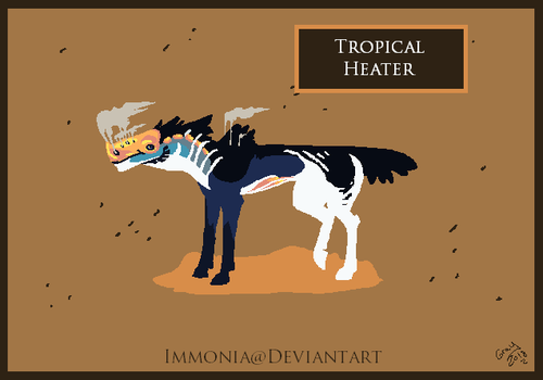 Tropical Heater [Open] by Immonia