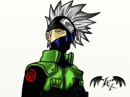Kakashi Final by l3xxybaby
