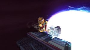 Dedede fires his lazer by XD-385