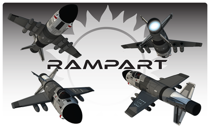 Rampart Light Fighters by biomass