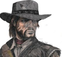 My name is John Marston by Attaora