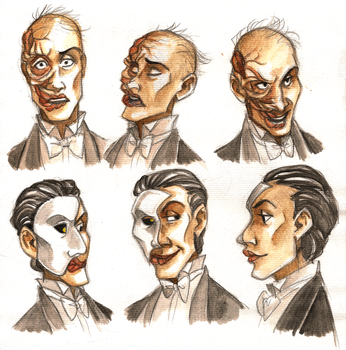 Phantom expressions by rumpelstiltskinned