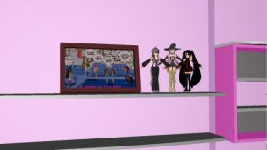 MMD Picture Frame by RedRose206