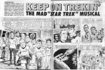 Mad Magazine's Star Trek Musical. Do you remember by StalinDC
