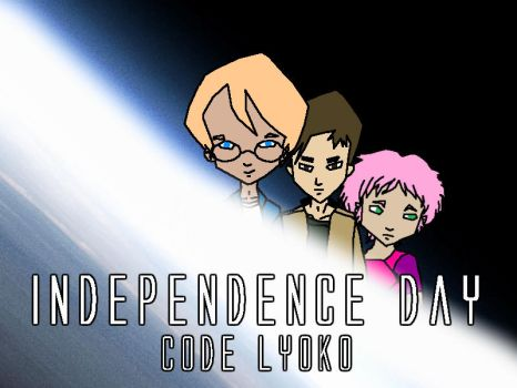 Independence Day: Code Lyoko- Poster 6 by PeaceKeeperd