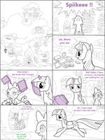 Adventures in a distant Ponyville - Page 1 by hinadany