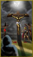 The Eternal Salvation Through His Passion by Dinahmite64