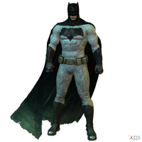 BAK - Batman (BvS) by MrUncleBingo