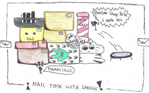 Mail Time With Smosh by sunla55