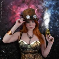 Steampunk Universe by AVAdesign