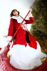 Pandora Hearts - The Reaping Chain by SuperWeaselPrincess
