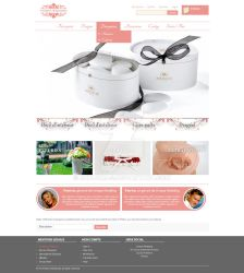 wedding website template by duduOmag