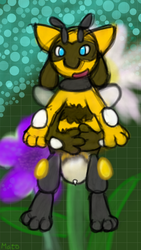 Bee friend by That-Tiny-Rii