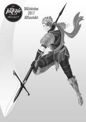 Rider: Achilles by ADSouto