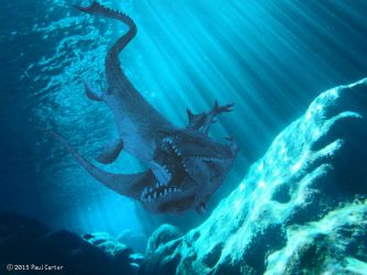 The fate of Indominus Rex. by Carnosaur