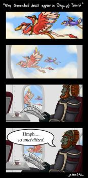 Why Ganondorf doesn't Appear in Skyward Sword by WhatJessieSees