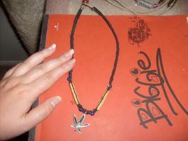 Hemp Necklace 6 by cypris-quynh
