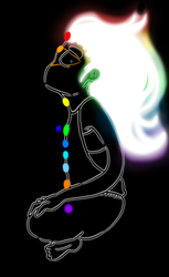 Reverse Chakras by MimMagee