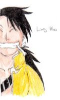 Ling Yao by nightwindwolf95