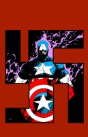 Captain America by Realmofdeadsouls