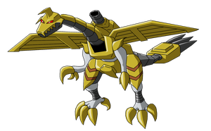 VictoryBirdramon (MailBirdramon evo - request) by Miracle-Fox
