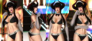 Eliza Maid Swimsuit 001 (24 Pics) by DOA5lrScreenShots