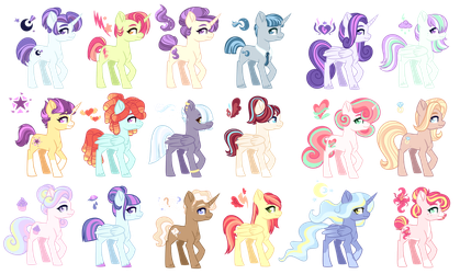 Shipping Adoptables #2 [2/18 OPEN] by WhalePornoz