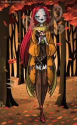 Sally: Fall Vibes by fra-gai