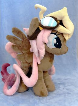 AirSong :OC Plush Trade: by AppleDew