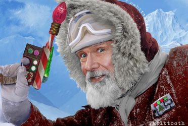 Han Kringle by Rabittooth