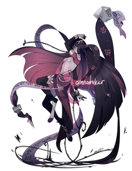 comm: omnomiker by Meirii