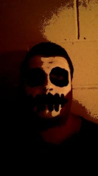 Face Paint/Neon Filter Photo 27 by CODO912