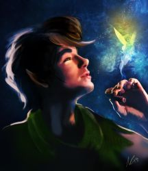 Peter Pan by Sweetcidia