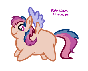 Crummy Pheonix Ball Shape by FlameRat-YehLon