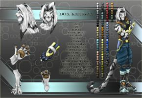 Dox Reference Sheet 1 by jan-michael9500