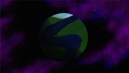 An Updated version of the New World from Earlier by CatcrazyMinerGirl