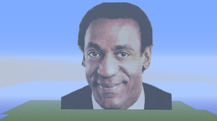 Bill Cosby (minecraft) by peter-pun