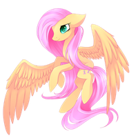 Fluttershy by Scarlet-Spectrum