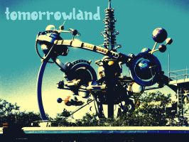 Walt Disney World Tomorrowland by MonkeeMobile