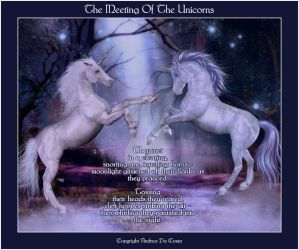 The Meeting Of The Unicorns by Pieces-Of-My-Heart