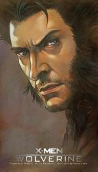 X-MEN Wolverine by Virus-AC