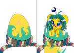Easter egg event - Haos by lizathehedgehog